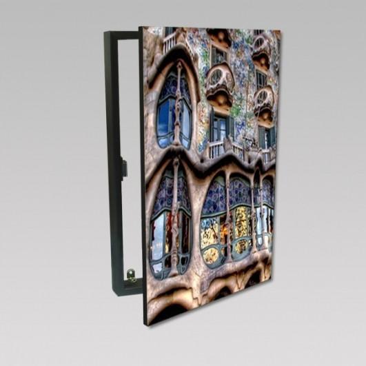 Cubrecontador imagen Casa Gaudi...