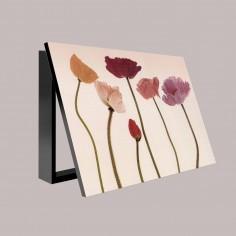 Cubrecontador flores