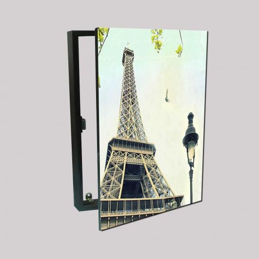 Cubrecontador vertical imagen Paris...