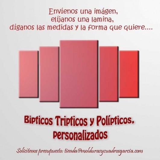 Dicticos, Tripticos y polípticos con...