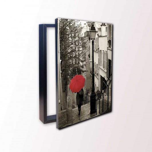 """Cubrecontador vertical imagen """"PARIS..."""