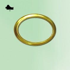 Ovalo pan de oro n295...