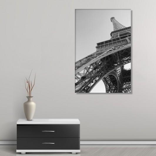 """Cuadro sin marco """"Torre Eiffel vista..."""