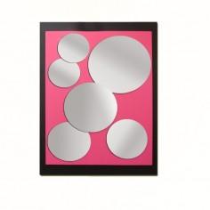 Cuadro espejos circulares...