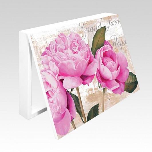 """Cubrecontador imagen Flores """"Gran..."""