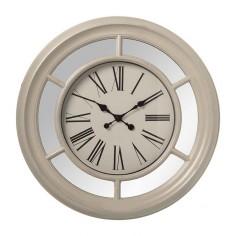 Reloj Pared Resina Blanco...