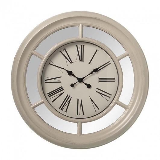 Reloj Pared Resina Blanco (Diámetro...
