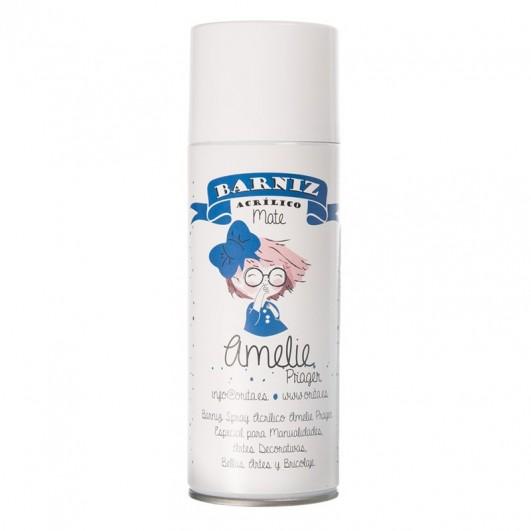 Barniz acrílico spray mate ORITA (400ml)