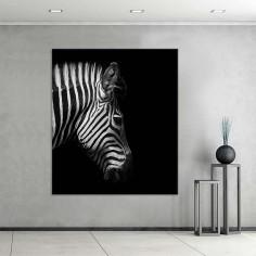 """Cuadro sin marco """"Zebra"""" en..."""