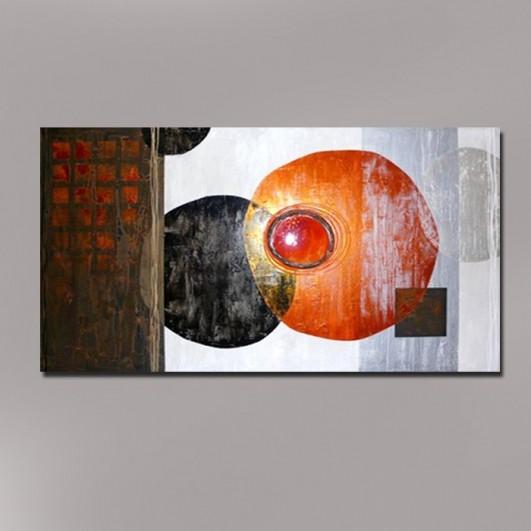 Pintura moderna de artesania (150x80cm)