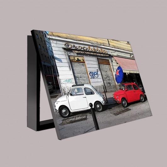 Cubrecontador imagen coches clásicos...