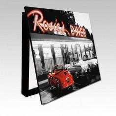 Cubrecontador Rosies Diner