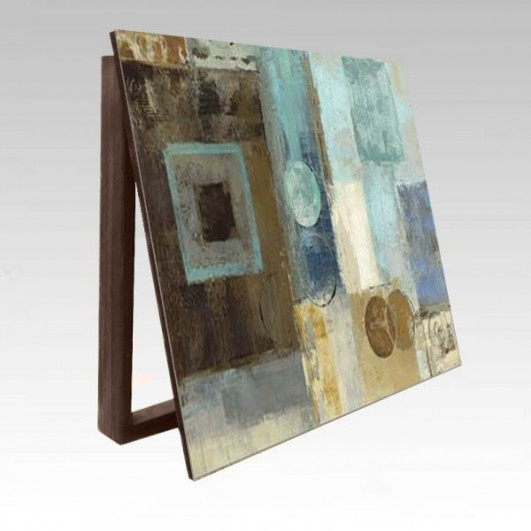 Cubrecontador imagen abstracta tonos...