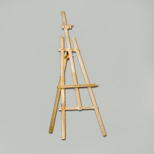 Caballete de madera para lienzo...