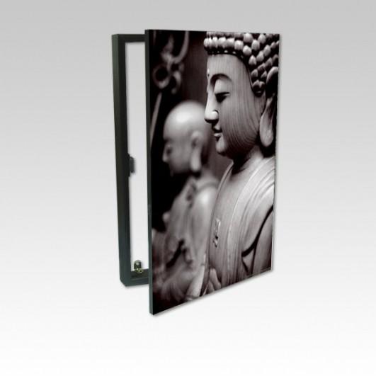 Cubrecontador vertical imagen Budas...