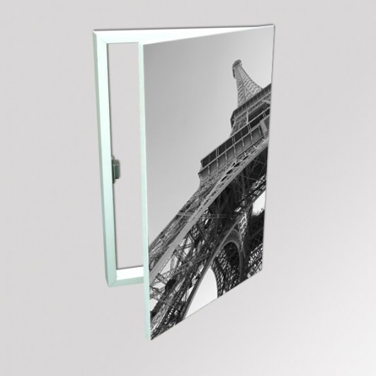 Cubrecontador imagen Torre Eiffel...